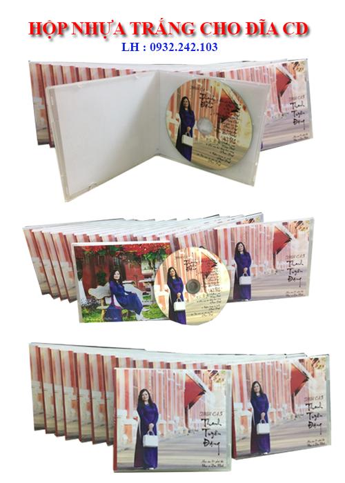 vỏ hộp đĩa cd